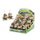 Großhandel Spielwaren: Jodel Bär- und Hiasl aus Plüsch, 12 cm