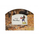 wholesale Pictures & Frames: Picture frame 'Wild boar' from ...