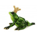 Frog King of Poly, 7 cm
