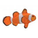 Fabric clown fish, 30cm