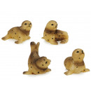 wholesale Figures & Sculptures:Seal of Poly, 5 cm