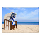 Sedia da spiaggia con magnete fotografico, 5,5x8 c