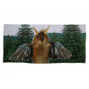 wholesale Bath & Towelling: Bath towel -Wolpertinger Design 140 x 70 cm