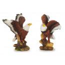 Adler de poly, 14 cm