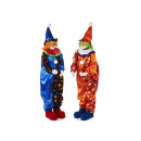 wholesale Costumes: Clown made of poly, 140 cm