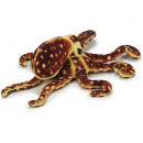 wholesale Toys: Octopus made of plush, height 17 cm diameter 40 cm