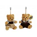 groothandel Speelgoed: Trachtenbär pluche, 10 cm