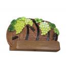 ingrosso Alimentari & beni di consumo: Botte per vino in poli 7x0,5x5 cm