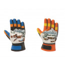 Magnet ski glove made of poly, 5x1x7cm
