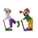 Clown in poly, 11 cm