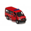 Mercedes Benz Sprinter Fire Department 12 cm
