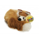 wholesale Toys:Fox made of plush, 13 cm