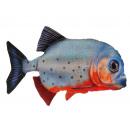 Piranha made of fabric, 46cm