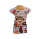 T-Shirt Germany design with glitter, size XL