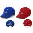 wholesale Licensed Products: Baseball Cap 'Single - Interest'