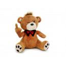 grossiste Poupees et peluches: ours drôle de peluche, 25 cm