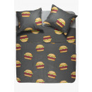 duvet cover hamburger, 240x200 / 220