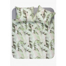 duvet cover palm leaves, 240x200 / 220