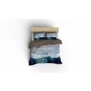 Paplanhuzat sahil kék, 160X200