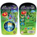 Alienz ruimte pops - op Display