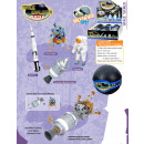 Space Explorer Puzzle - in the Display