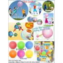 wholesale Toys: Fun balloon glitter - in the Display