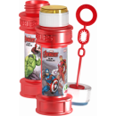 Bubble bottle Avengers 120 ml - in the Display