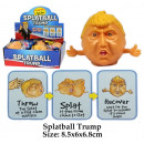 Splat-Ball Trump - im Display