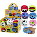 groothandel Poppen & Pluche: Squishy Plush Antistress Monster - in Display