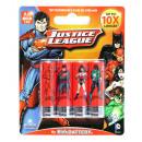 AA elemeket Justice League licenccel - a kiadványb