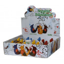 mayorista Regalos y papeleria: Piar de aves Funky Bird - en la Display