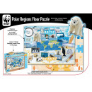 WWF Floor Puzzle Polar Region