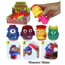 Slime Monster - a Display