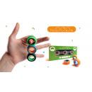 Fin-Gears - mágneses gyűrűk - S / M méret - VE-ben