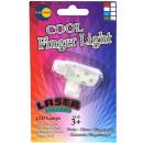 Finger lámpák - a Display