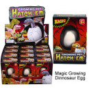 wholesale Toys: Magic eggs Dino - in the Display