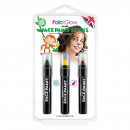 Make-up pencils jungle