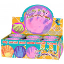 Fluffy Putty Farbwechsel - im Display