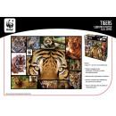 WWF 1000 Puzzle Tiger