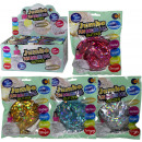 Fun Ballon Ball Jumbo Glitzer - im Display