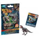 Dinosaurios 3 D en el ámbito de los gigantes - el