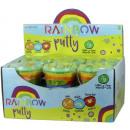 Rainbow Putty - im Display