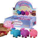 wholesale Toys: Squeeze unicorn - in the Display