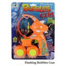 grossiste Jouets: Gun Bubble MEGA avec la lumière