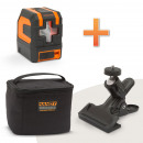 wholesale Electrical Tools: Cross line laser level - max 10 m
