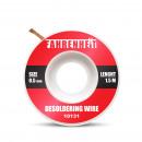 Desoldering wire 1,5 m length 0,5 mm width
