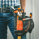 wholesale Belts: Polyester tool storage belt pouch