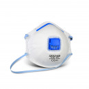 Valved Dust Mask 2 pcs / pack