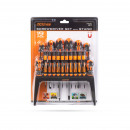 Screwdriver Set with Stand 18 Pieces
