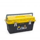 Werkzeugkasten aus Kunststoff Mitte 458 x 247 x 23